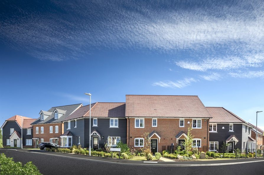 New homes in Harrietsham