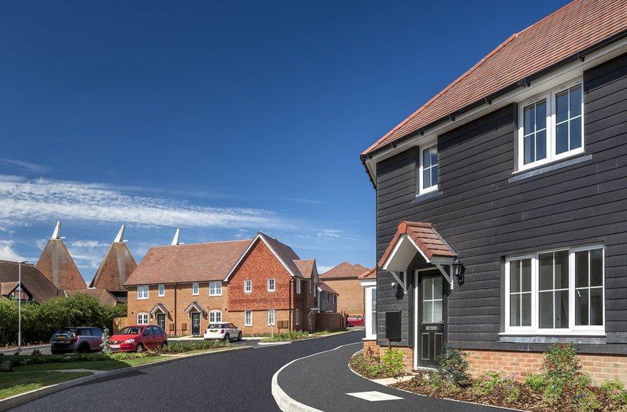 Beautiful new homes at Saxon Place, Harrietsham
