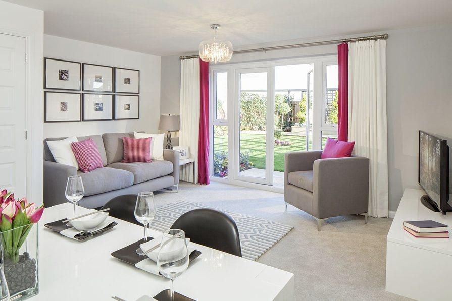 Barwick open-plan lounge/diner