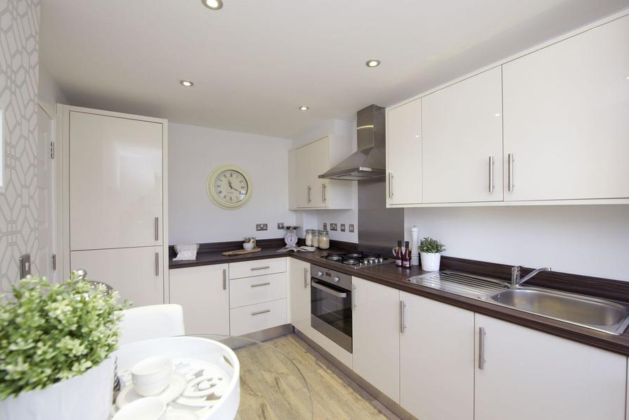 Barwick breakfast kitchen