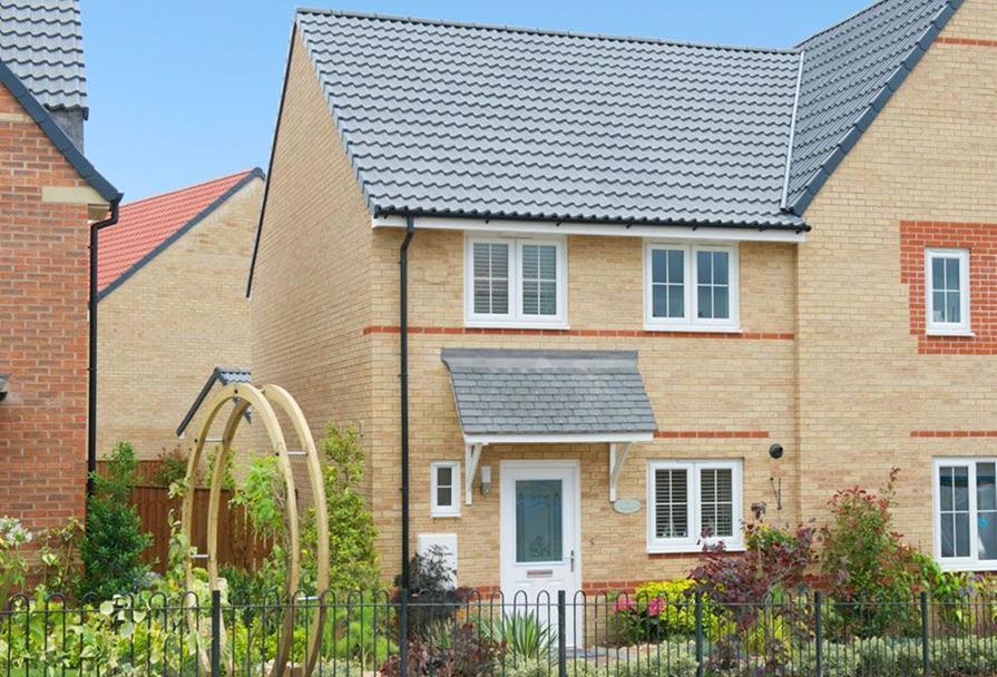 Barwick home