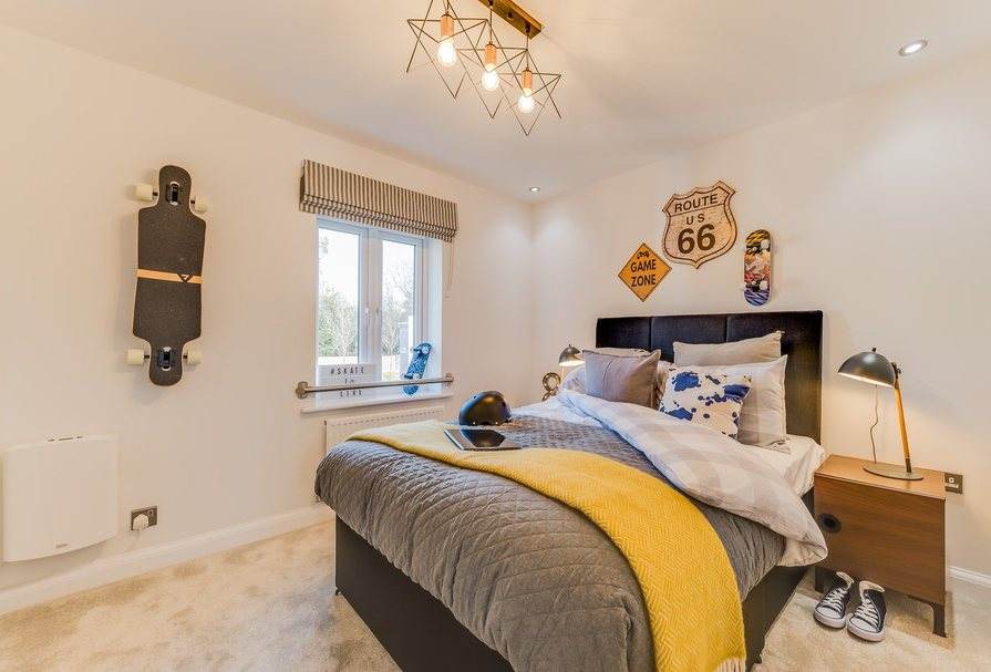 2 further double bedrooms