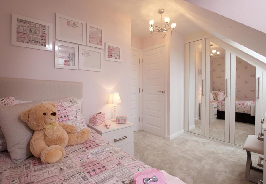Helmsley single bedroom
