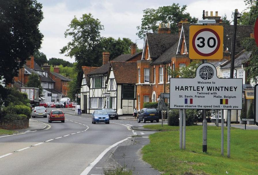Hartley Wintney