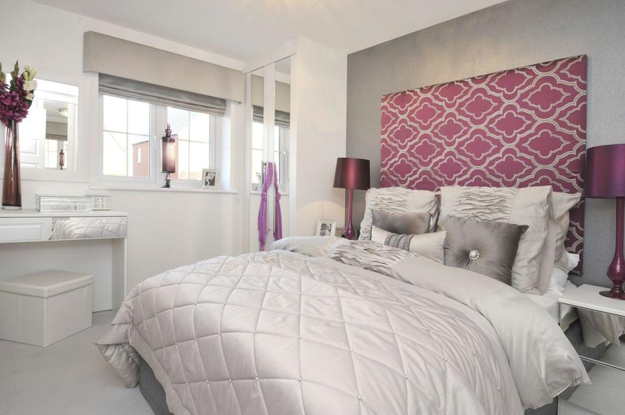 Finchley bedroom
