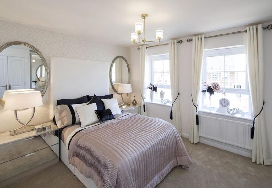 Faringdon double bedroom