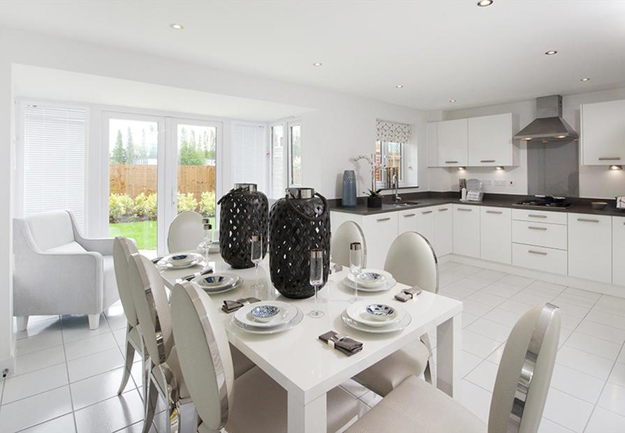 Guisborough kitchen