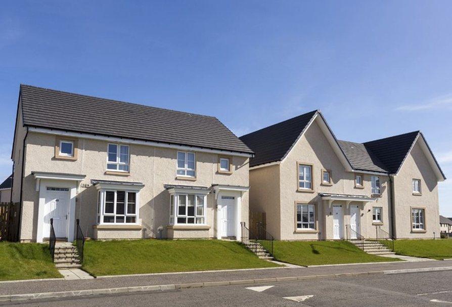 barratt homes in edinburgh