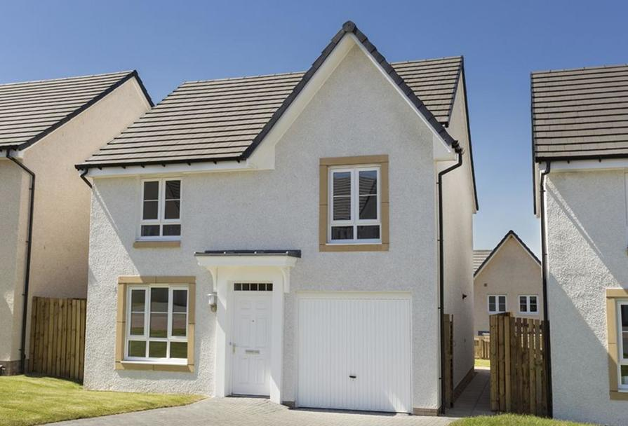 Magnificent 4 Bedroom House In Edinburgh New Houses For Sale Newhouses Download Free Architecture Designs Photstoregrimeyleaguecom