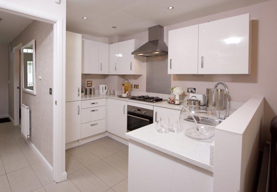 Helmsley kitchen/dining area
