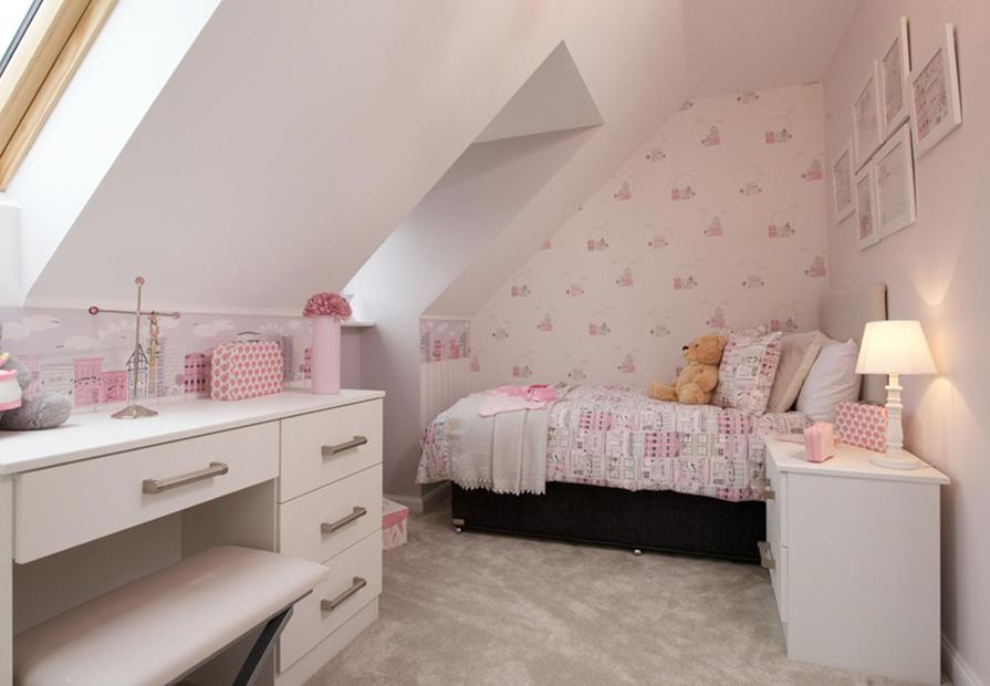 Helmsley double bedroom