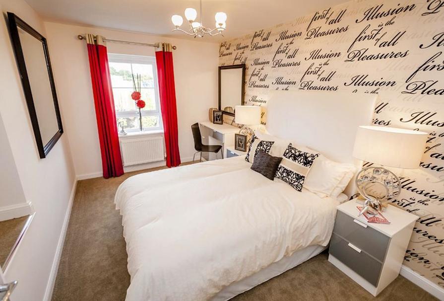 Tavistock bed 2