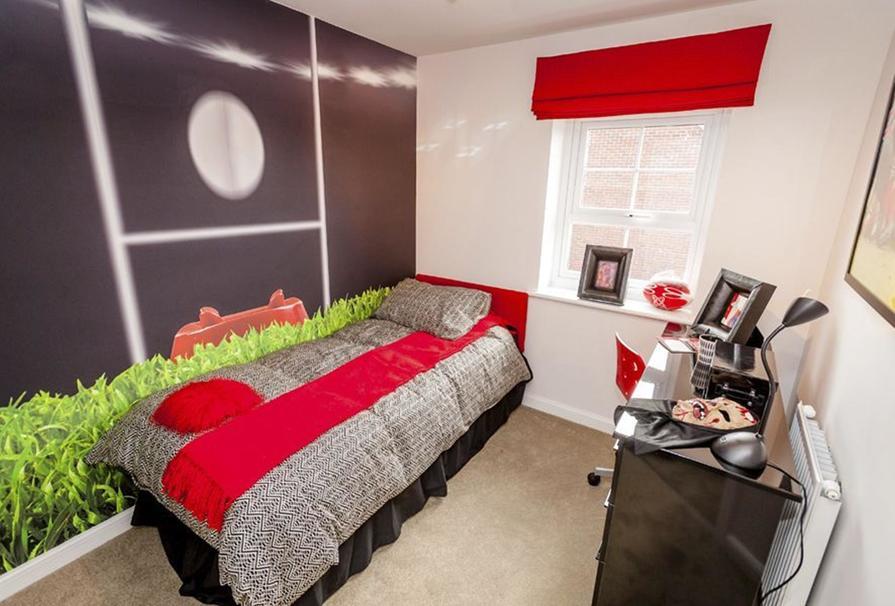 Tavistock bed 4