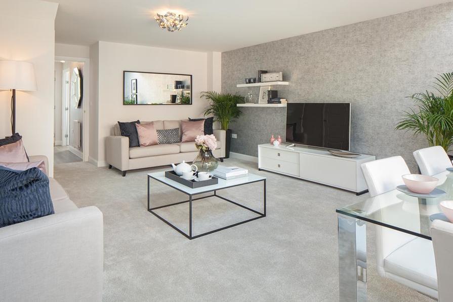 Living room, Woodbridge