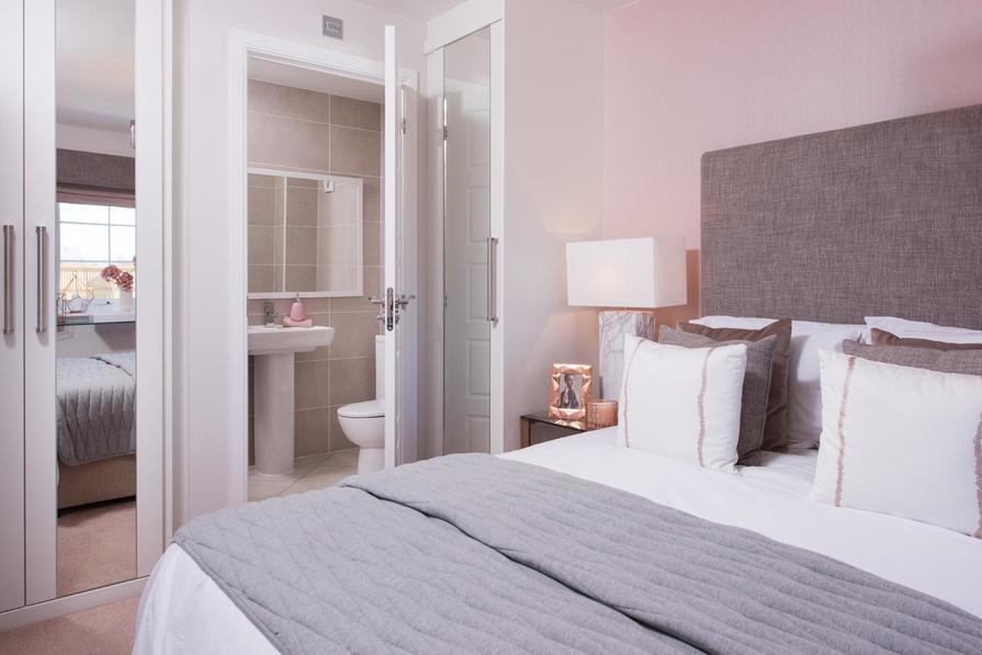 Barwick master bedroom