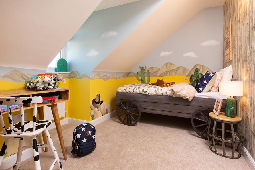 Queensville single bedroom