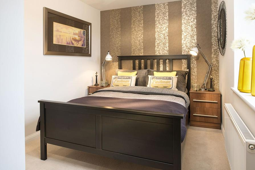 Ashford double bedroom