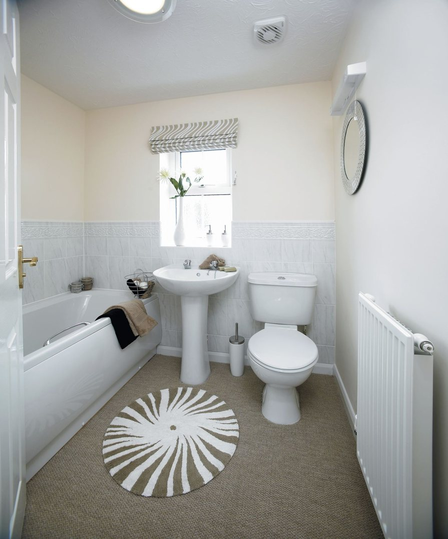 Four bedroom Halstead bathroom