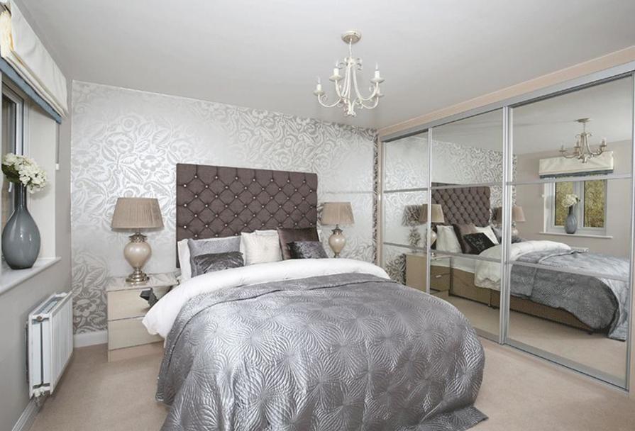 Knightsbridge bedroom