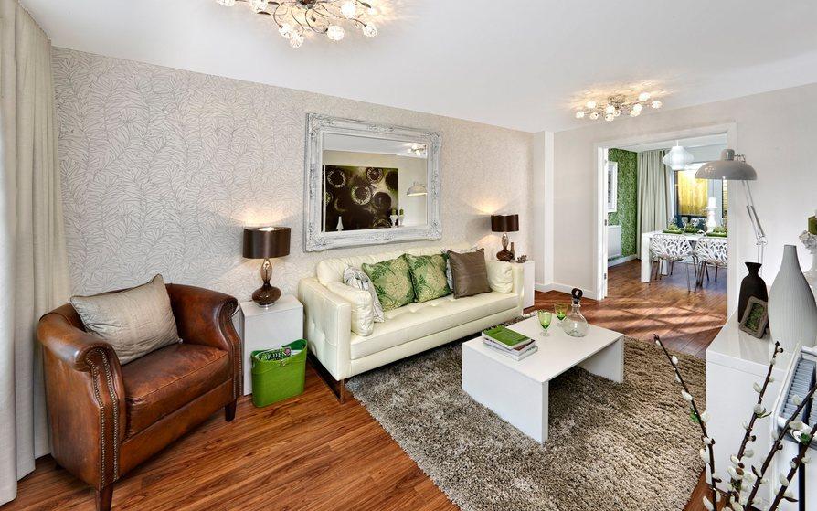 The Brambling Living Room