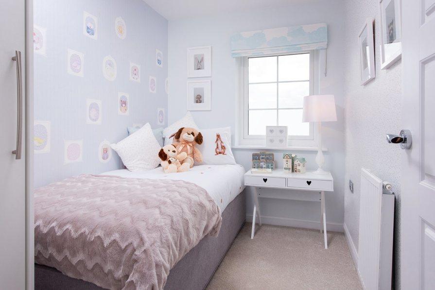 Single bedroom/study