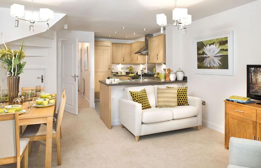 Faversham family room
