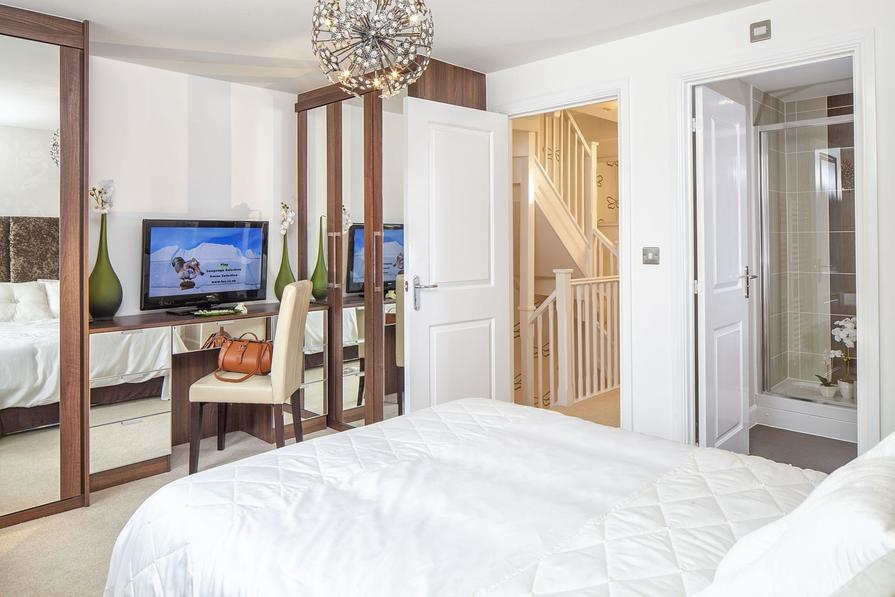 Faversham bedroom