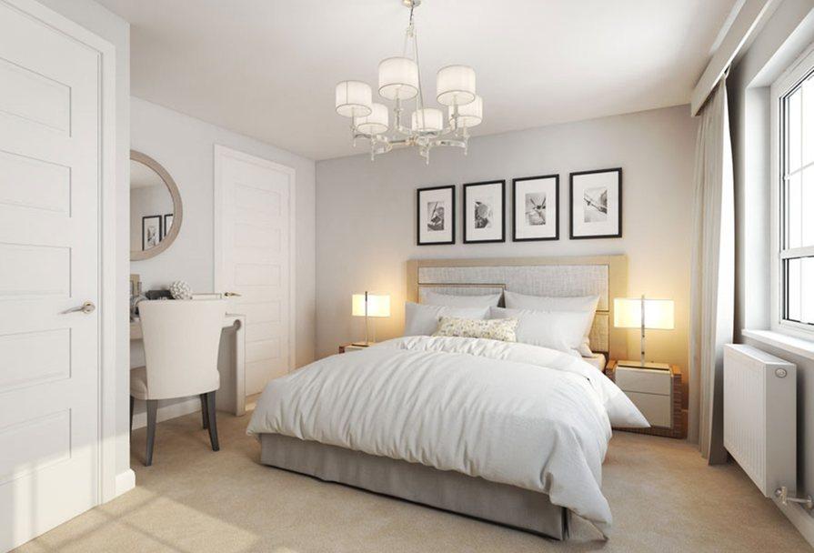 Leamington bedroom