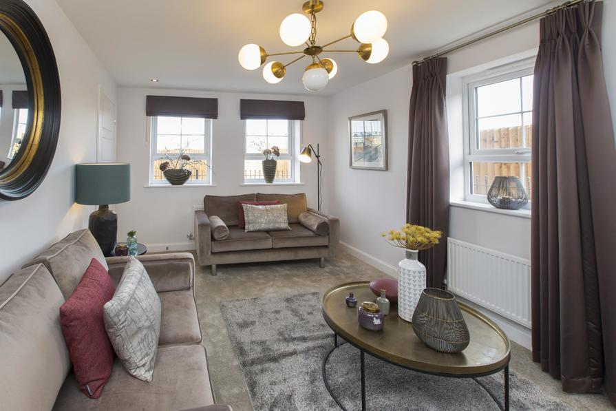 Hesketh living room