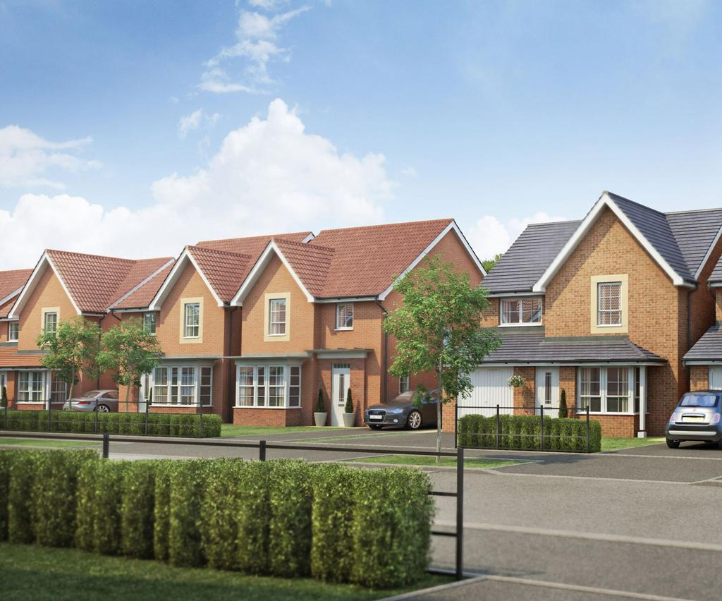 New homes coming soon to Warwick Gates