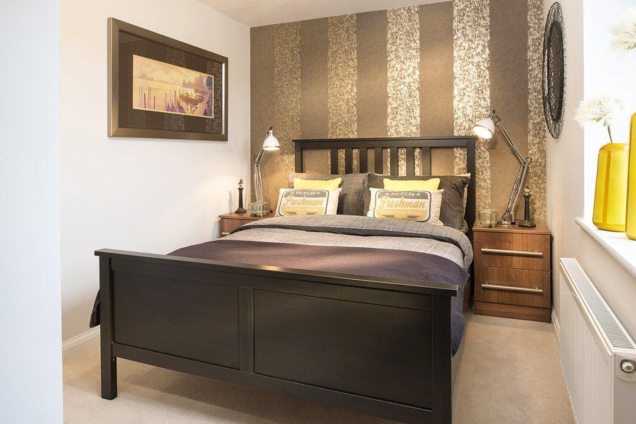 Ashford double bedroom