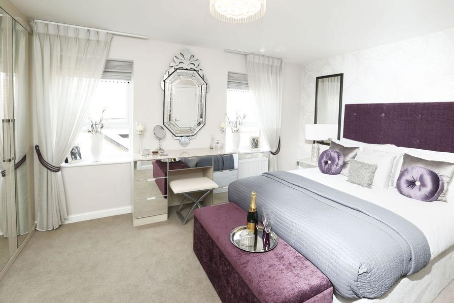 Typical Hythe second bedroom