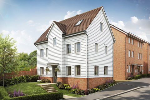 Wychwood Park Barratt Homes in Haywards Heath