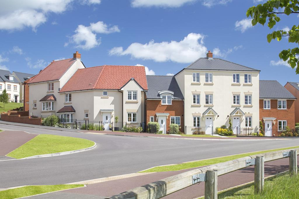 new homes in Yeovil