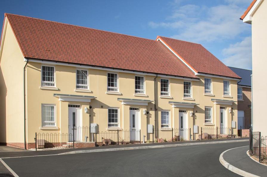 New homes in Yeovil, Somerset