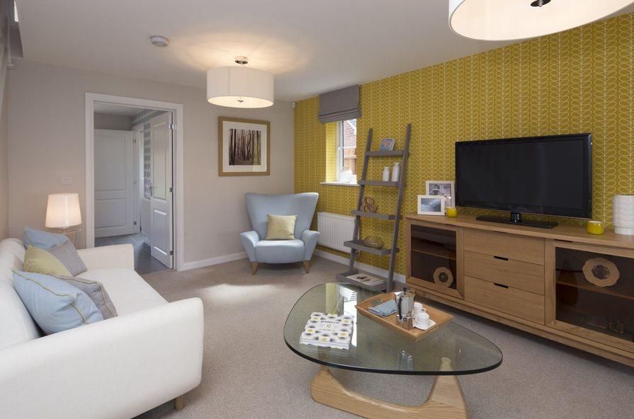 Built By Barratt Homes Plot 238 Priced At 263995 In Yarnfield Park