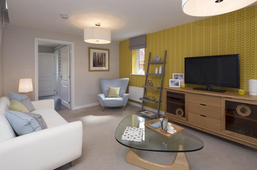 Typical Tavistock lounge