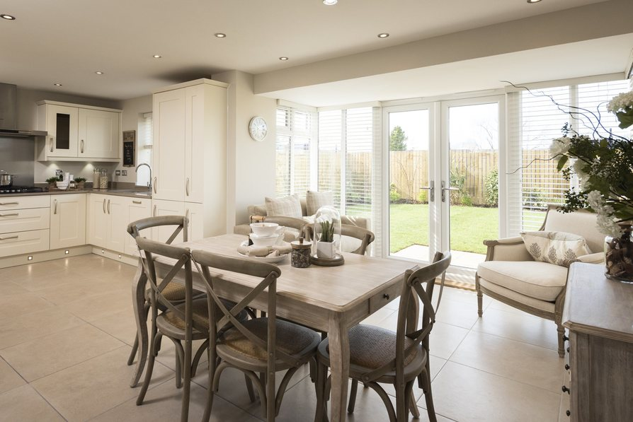Typical Harrogate Dining Area
