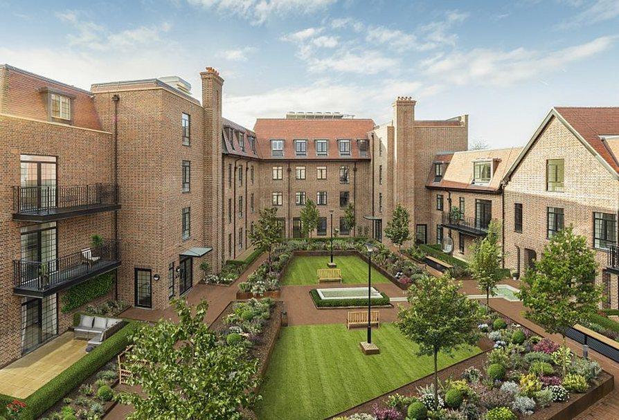 Hampstead Reach - The Apartments