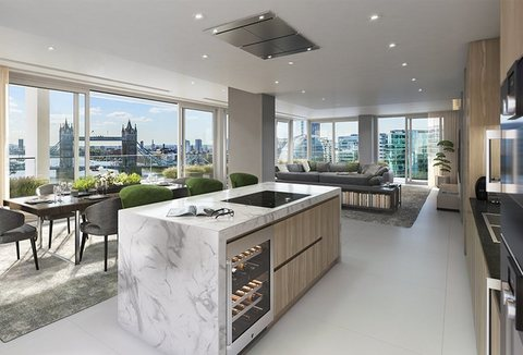 New homes in London