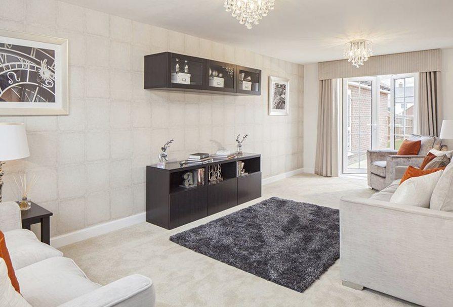Thornbury Show Home Lounge