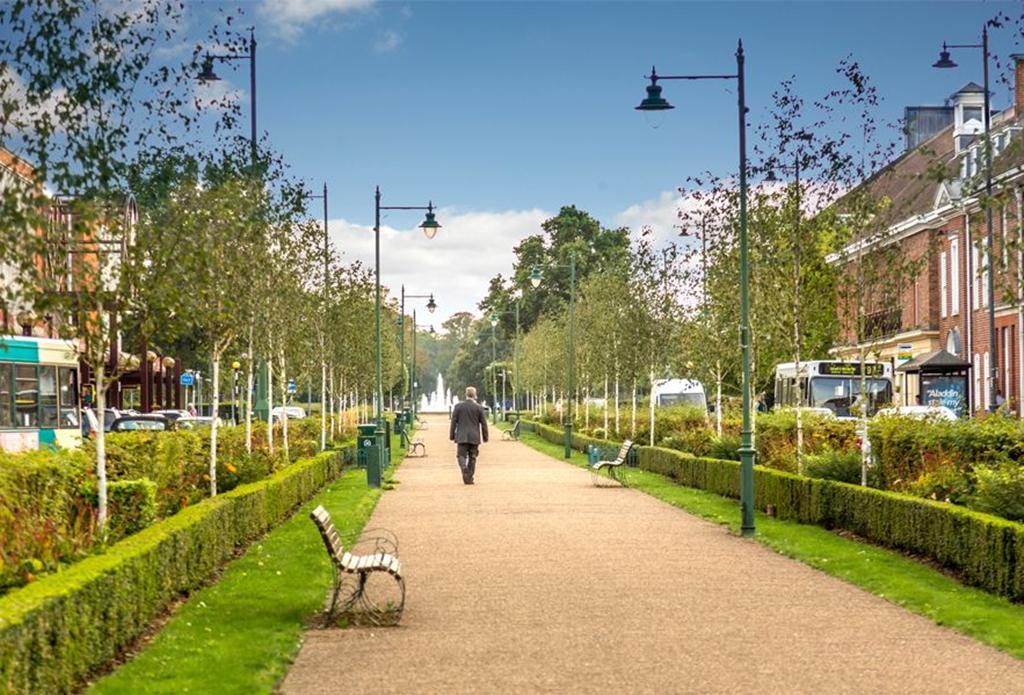 Madden Gardens