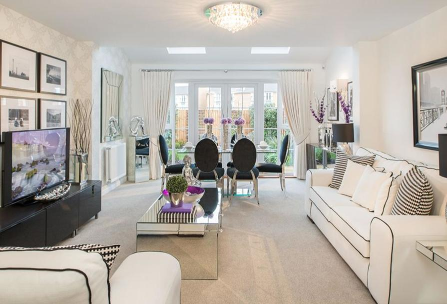 Similar Staveley Show Home