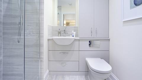 3 bedroom retirement apartment  in St Albans