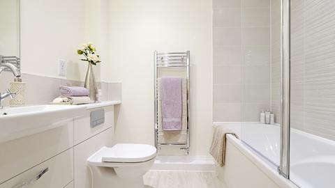 3 bedroom retirement house  in St Albans