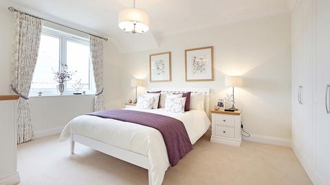 3 bedroom retirement apartment for sale