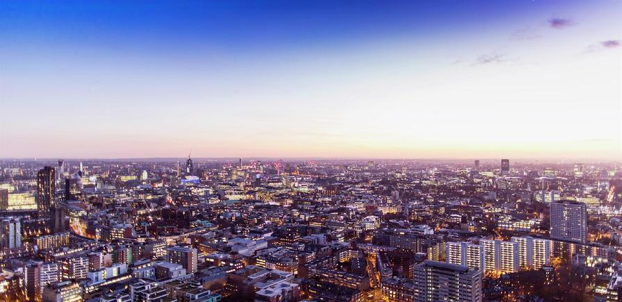 Berkeley, 250 City Road, View Photography, Tower 1, Level 42, SOUTH WEST FACING