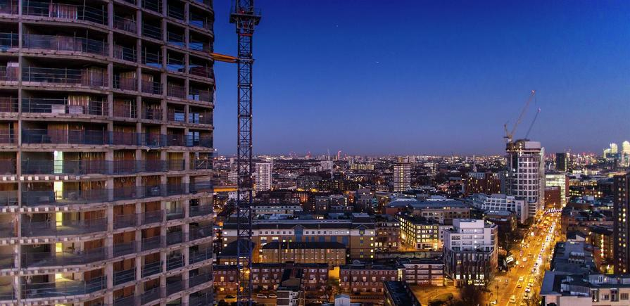 Berkeley, 250 City Road, View Photography, Tower 1, Level 19, NORTH EAST FACING