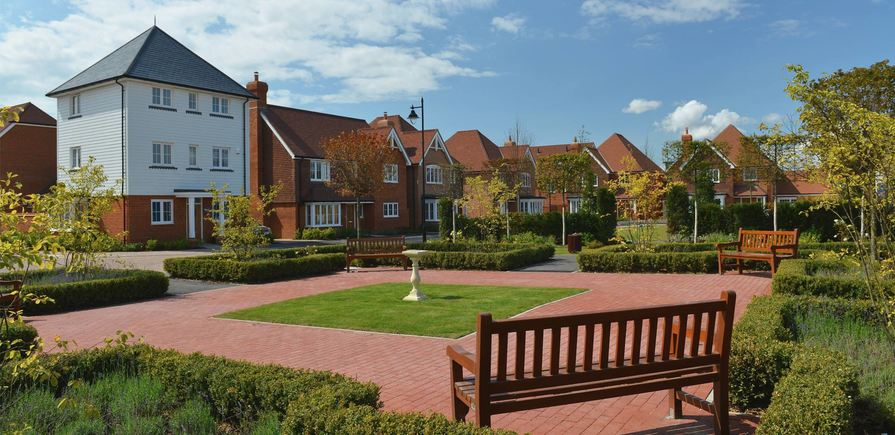 Bersted Park, Berkeley, Exterior, Sonning Place