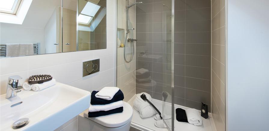 Berkeley, Bersted Park, Showhome Interior, Bathroom